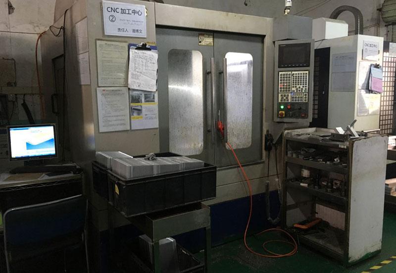 深圳铝制品料盒加工车间