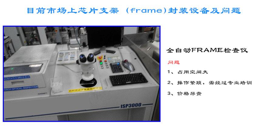Frame检测设备与传统设备对比