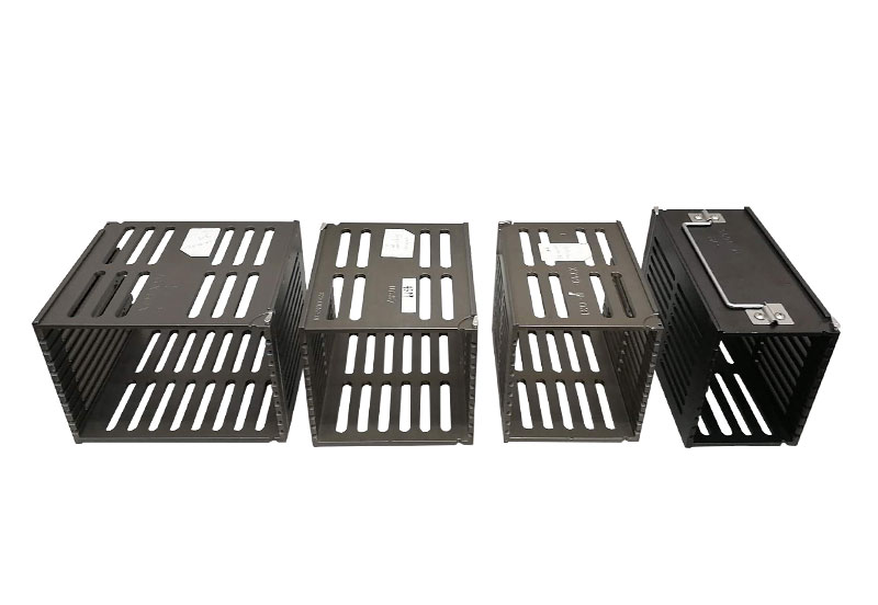 铝制品料盒厂合作客户加工的系列产品