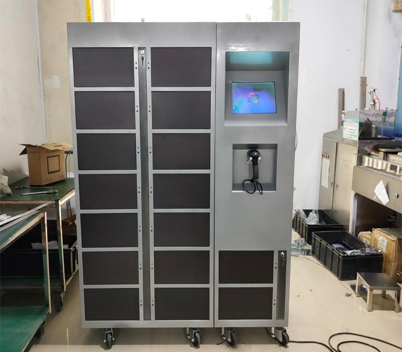智能氮气柜厂家产品智能控制图